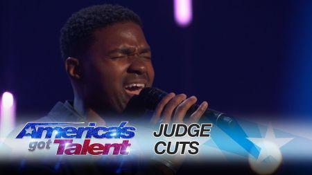 'America's Got Talent' season 12, episode 11 recap: A stunning singer gets the last Golden Buzzer