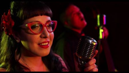 Rockabilly still swings on 'Love You to Life' by Lara Hope & The Ark-Tones