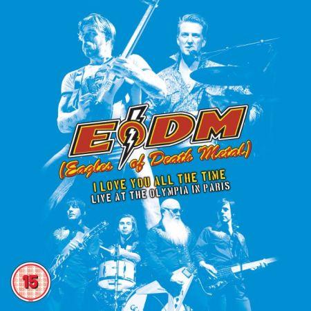 Eagles of Death Metal rock, remember in Paris concert film