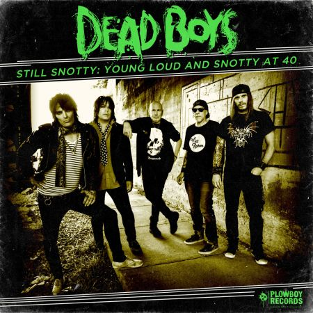 The Dead Boys come back to life for 40th anniversary album, tour