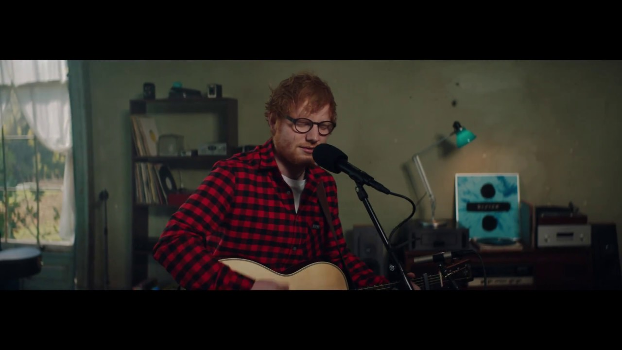 5 best Ed Sheeran music videos