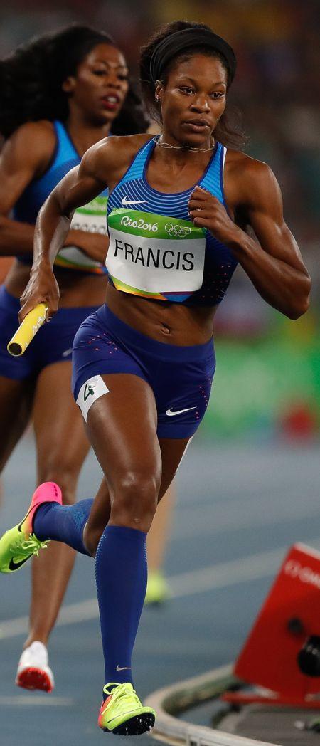 <p>Phyllis Francis</p>
