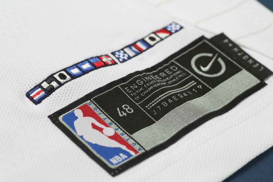 abbd73d54 Photos  LA Clippers unveil new Nike uniforms for 2017-18 season - AXS