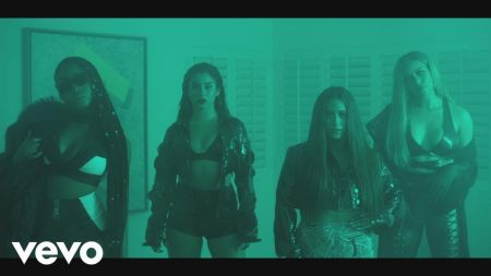Watch: Fifth Harmony release new video for 'Angel'