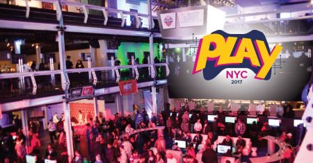 Play NYC 2017: Compete list of exhibitors, developers and industry professionals