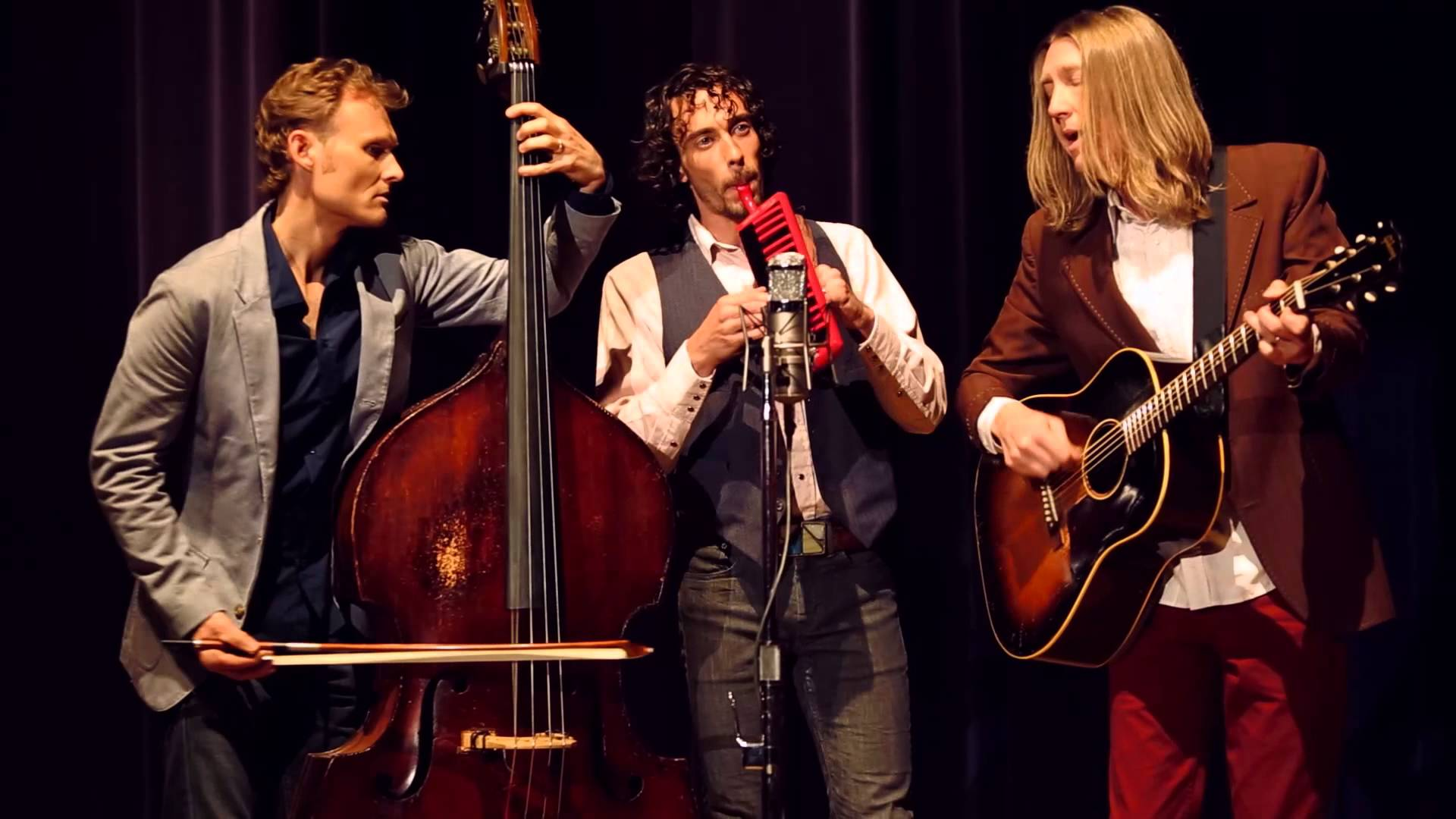 The Wood Brothers expand fall tour