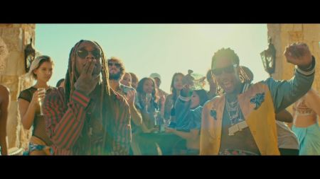 Wiz Khalifa and Ty Dolla $ign release new video with cameos from Demi Lovato, Jamie Foxx and more