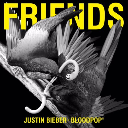 "Justin Bieber and producer BloodPop will release ""Friends"" on Aug. 17, 2017."