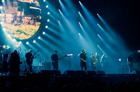 Win a pair of tickets to the Australian Pink Floyd Show at The Greek Theatre in LA