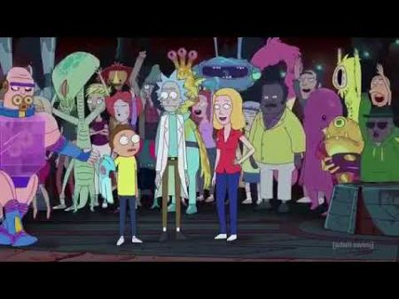Watch Logic rap on 'Rick and Morty'