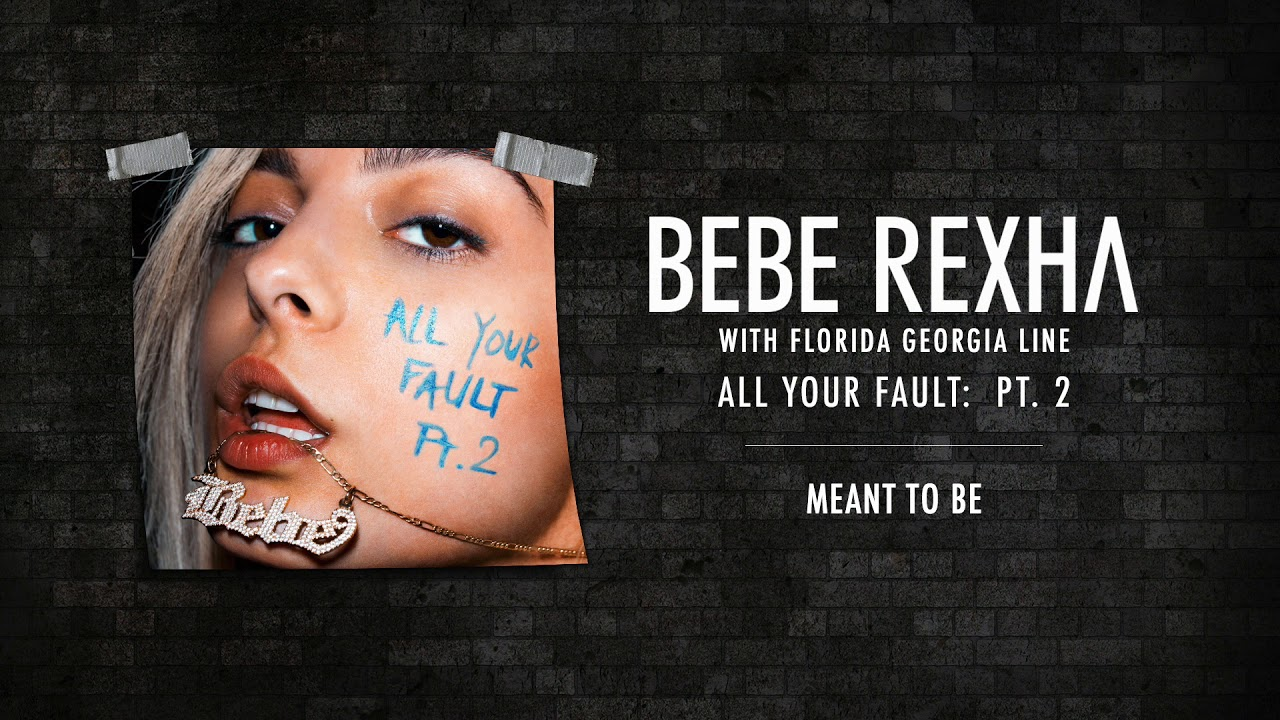 Listen: Bebe Rexha teams up with Florida Georgia Line on 'Meant to Be'