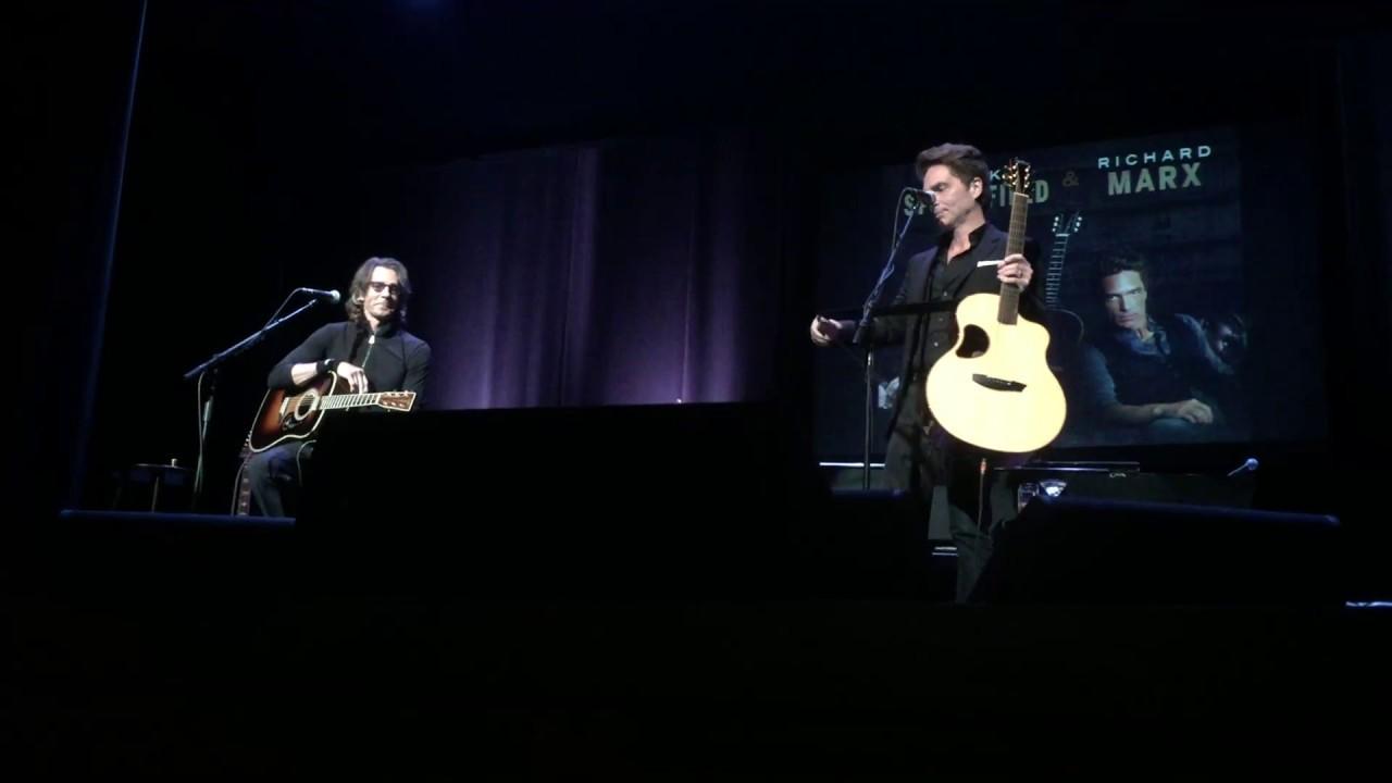 Rick Springfield and Richard Marx add extra co-headlining tour dates
