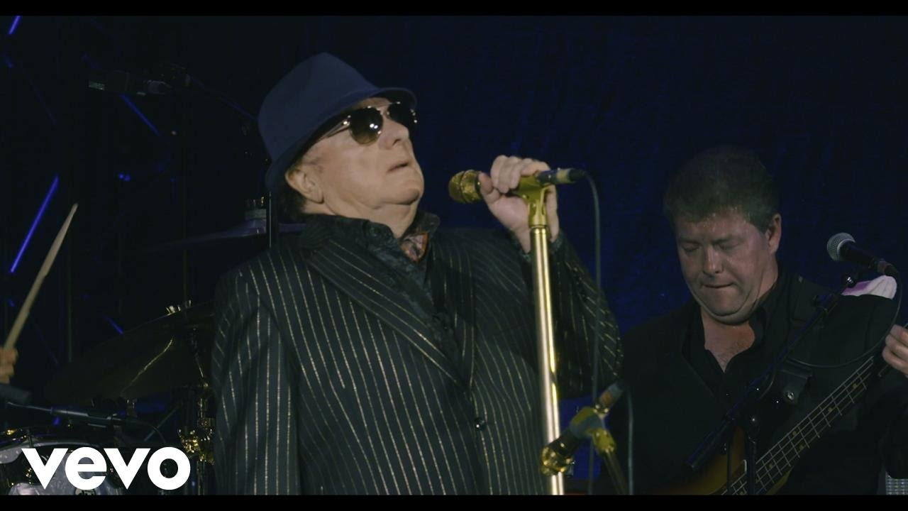 Watch: Van Morrison releases new single and video 'Transformation'