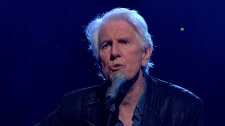 Graham Nash announces 2017 fall tour of North America