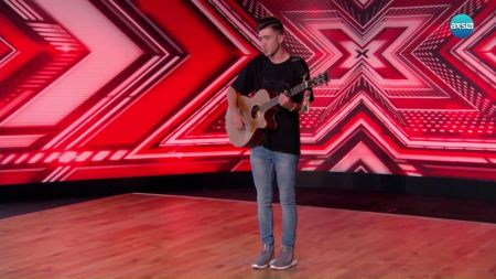 'The X Factor UK' #TBT: Christian Burrows moves judges to tears with original audition song 'Two Again'