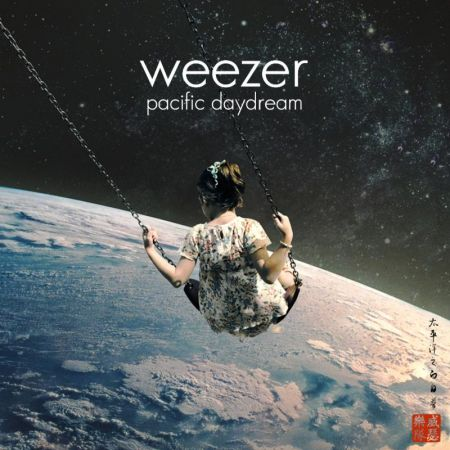 Weezer's 11th studio album, Pacific Daydream, will arrive on Oct. 27.