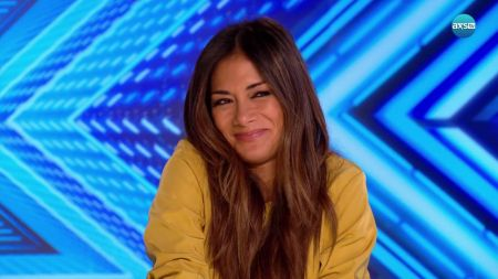 'X Factor UK' judge profile: Sassy, silly Scherzy serves up fabulous fun