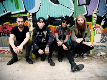 Interview: Buckcherry's Josh Todd Discusses New Project, Josh Todd & The Conflict