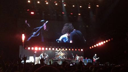 Watch Foo Fighters welcome Rick Astley on stage to perform 'Never Gonna Give You Up'