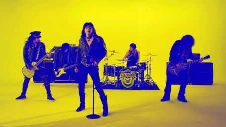 L.A. Guns to release 'The Missing Peace' in October