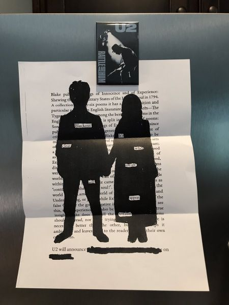 U2 fans have been receiving mysterious letters in the mail, hinting at an upcoming announcement from the band.