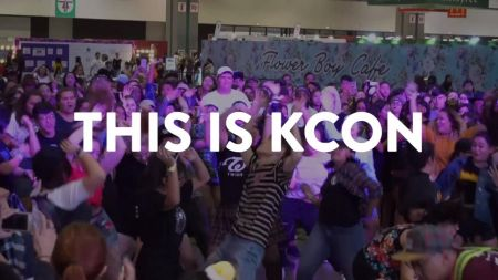 Watch KCON 2017 attendees explain what k-pop means to them