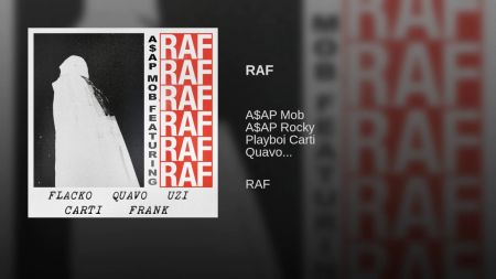 New A$AP Rocky song 'RAF' featuring Frank Ocean, Lil Uzi Vert & Quavo released