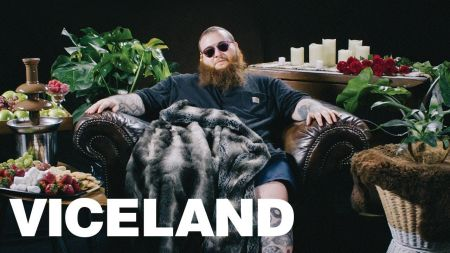 Action Bronson in talks with Viceland for late night talk show