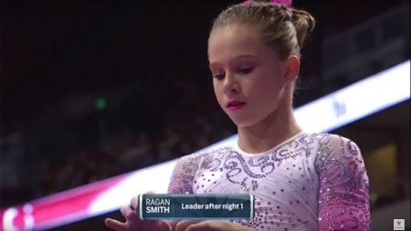 Gymnastics: Ragan Smith declares victory with first national title win