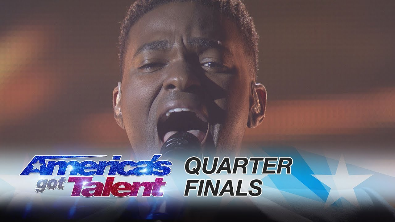 'America's Got Talent' Live Shows week 2 recap: Johnny Manuel, Mandy Harvey own the night