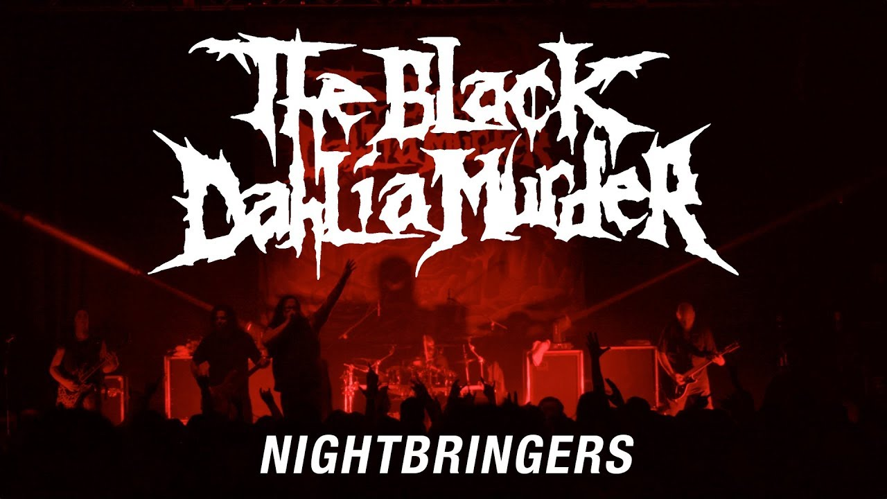 The Black Dahlia Murder announce tour in support of 'Nightbringers'