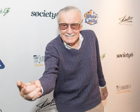 Beverly Hills, CA  - Aug. 22: Fans and celebrities gather to celebrate the 'Extraordinary: Stan Lee' at a special tribute event.