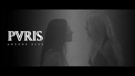 Watch: PVRIS premiere new haunting video for 'Anyone Else'