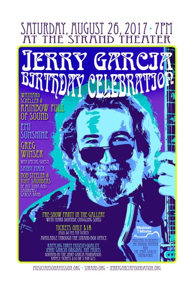 Courtesy of the Jerry Garcia Foundation