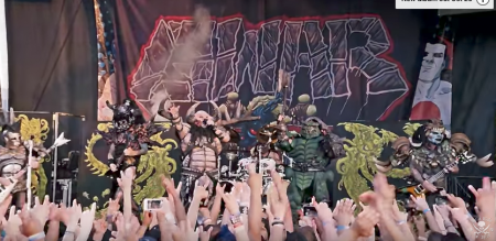 Gwar reveal new album tracklisting and artwork, release new video