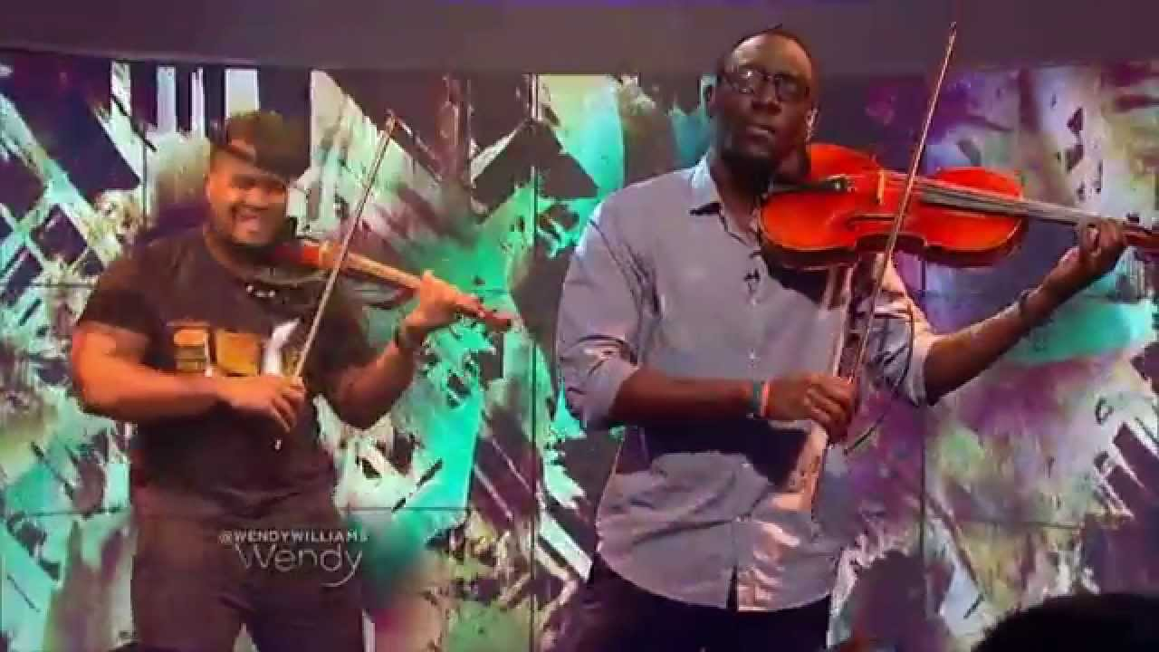 Hip hop classical crossover duo Black Violin map out 'Classical Boom' tour