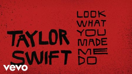Taylor Swift unleashes her snake in 'Look What You Made Me Do' lyric video