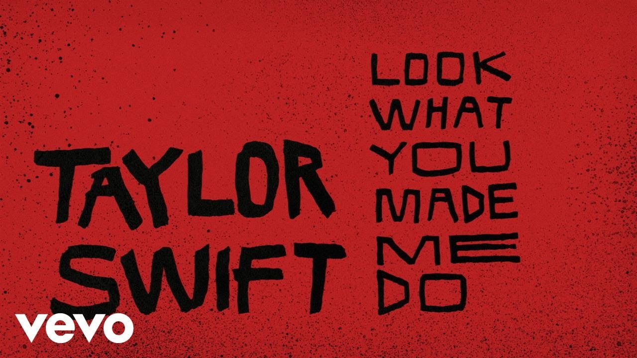 Taylor Swift's edgy new track, 'Look What You Made Me Do' is co-written by Right Said Fred, Jack Antonoff
