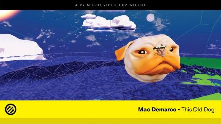 Watch Mac DeMarco's new, 360-degree/virtual reality music video for 'This Old Dog'