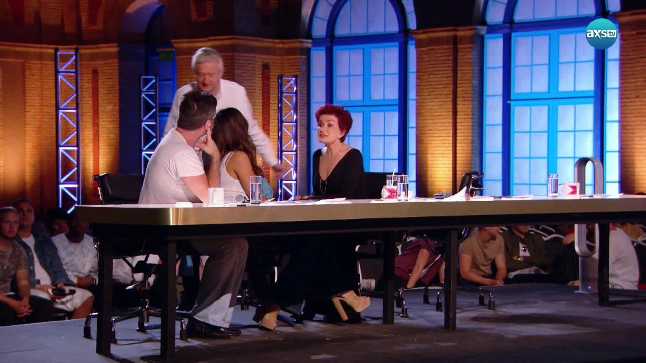 'X Factor UK' judge profile: Lively Louis keeps the laughs rolling