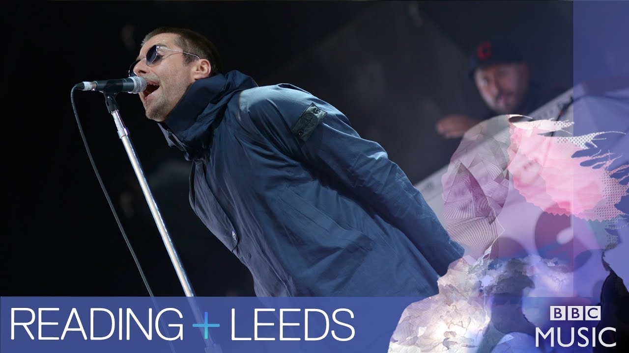 Watch: Liam Gallagher performs single 'Wall of Glass' at Reading Festival