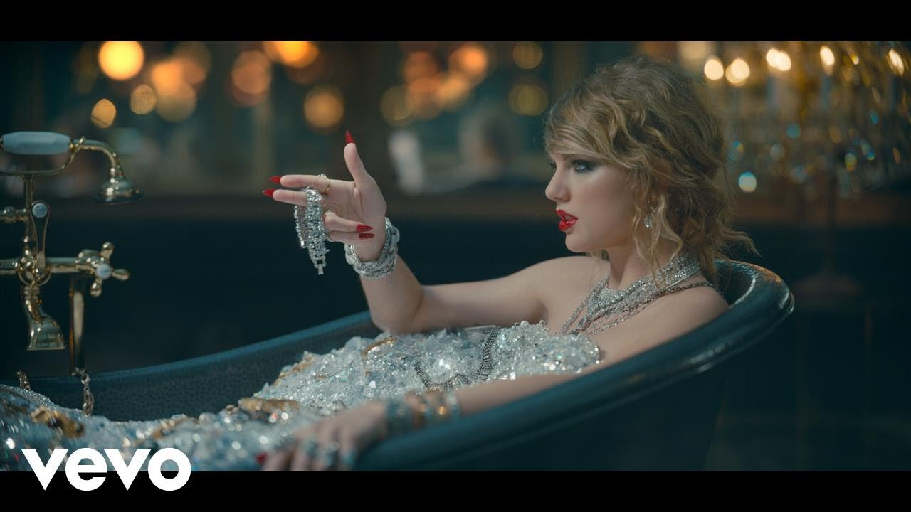 Taylor Swift's 'Look What You Made Me Do' on track to be next No. 1 on Hot 100; breaks Adele's VEVO record