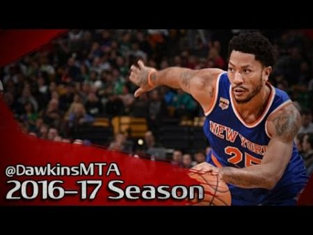 Knicks stint won't define Derrick Rose's tenure with Cavaliers