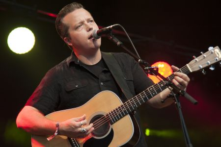 Watch: Jason Isbell and the 400 Unit bring Nashville sound to NPR's Tiny Desk Concert
