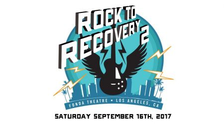 Rock To Recovery returning to Fonda Theatre for all-star concert honoring Corey Taylor and Wayne Kramer