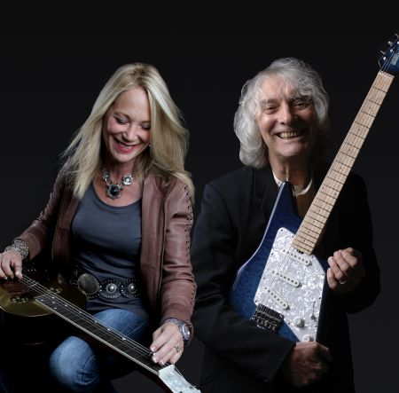 Saturday, Sep. 9, NAMM's Museum of Making Music welcomes Grammy Winners Albert Lee and Cindy Cashdollar for a special 'Play It Forward' bene