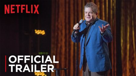 Patton Oswalt announces 'Annihilation' Netflix special