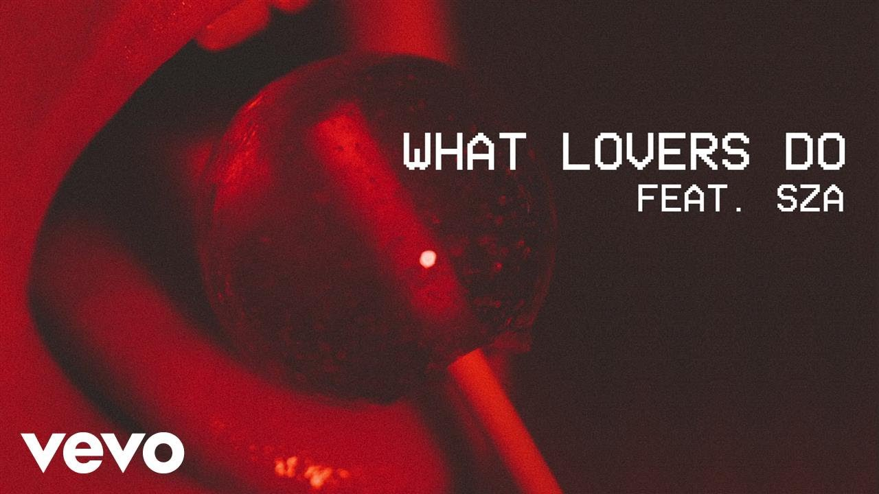 Listen: Maroon 5 looks for romance on 'What Lovers Do' featuring SZA