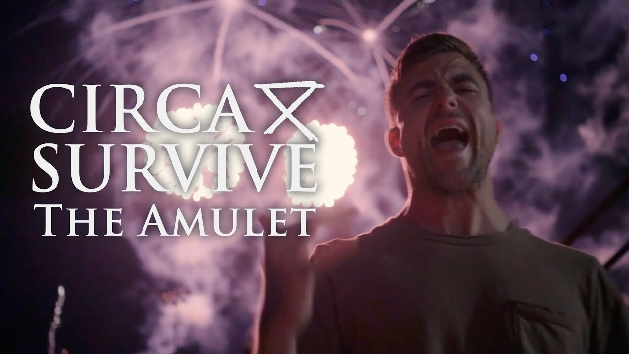 Circa Survive release 'The Amulet' music video