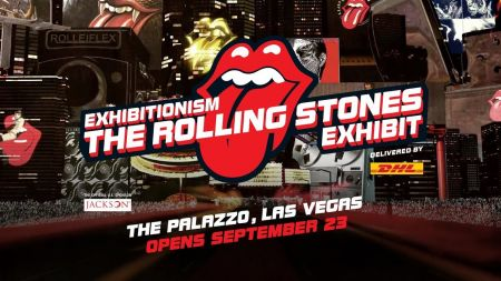 Watch: The Rolling Stones 'Exhibitionism' hits Las Vegas this fall